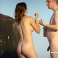 Nude girls on the beach - 230 - part 1