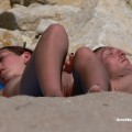 Nude girls on the beach - 376 - part 2