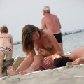 Topless girls on the beach - 057 part 2