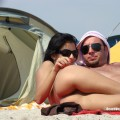Nude girls on the beach - 217 - part 3