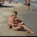 Topless girls on the beach - 020 - part 1