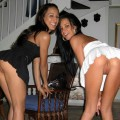 Amateur Girls zeigen ihre Muschis