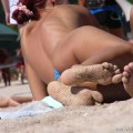 Topless girls on the beach - 072 - part 3